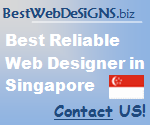Best Reliable Web Designer in Singapore