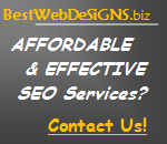 Affordable Effective SEO Services