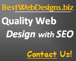 Quality Web Design with SEO