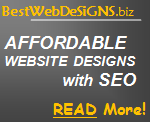 Affordable Website Designs with SEO