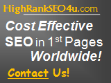 cost effective seo in first page